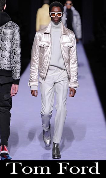Notizie Moda Tom Ford Uomo Autunno Inverno 2