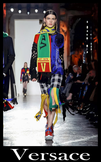 Notizie Moda Versace Donna Autunno Inverno 2