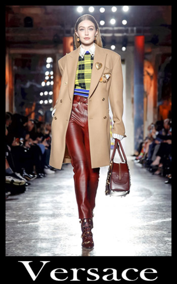 Notizie Moda Versace Donna Autunno Inverno 3
