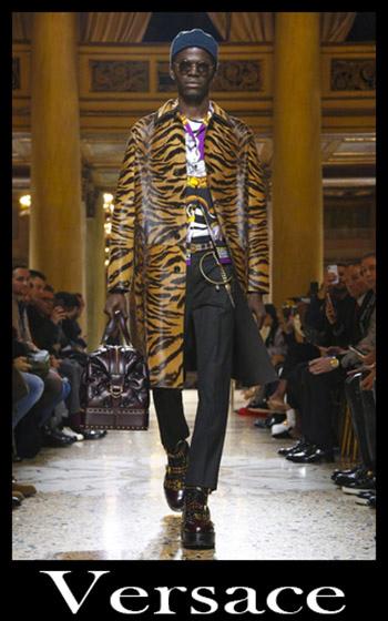 Notizie Moda Versace Uomo Autunno Inverno 2
