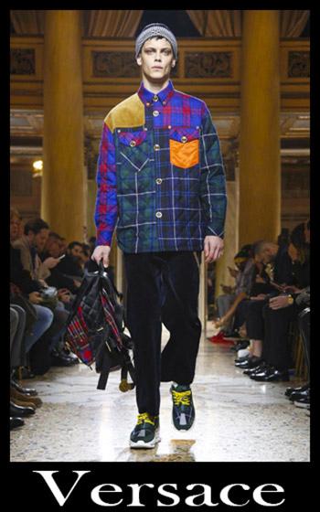 Notizie Moda Versace Uomo Autunno Inverno 3