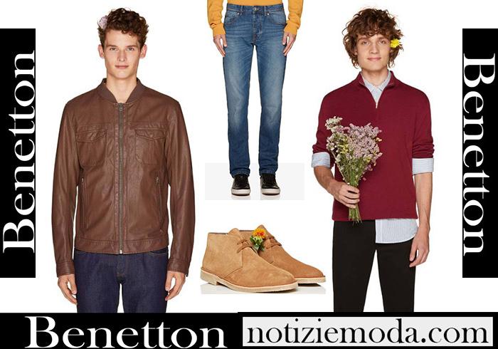 Nuovi Arrivi Benetton 2018 2019 Abbigliamento Uomo