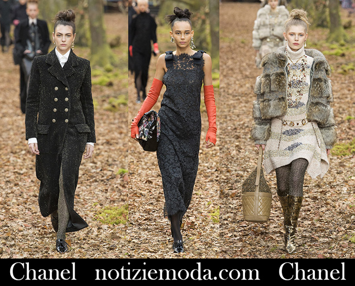 Nuovi Arrivi Chanel 2018 2019 Collezione Donna