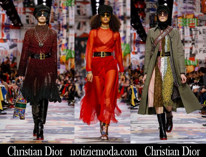 Nuovi Arrivi Christian Dior 2018 2019 Collezione Donna