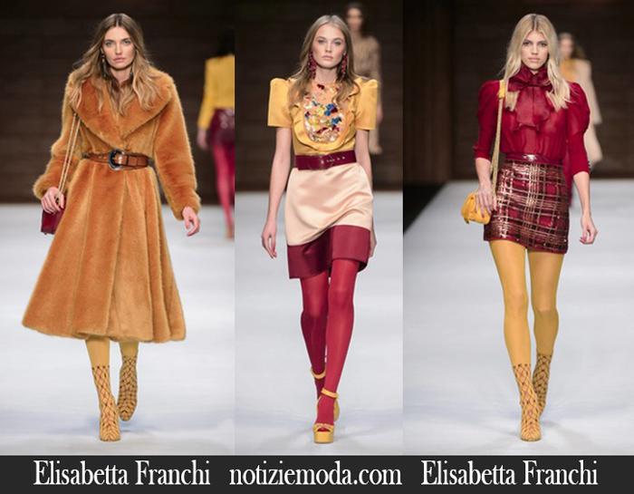 Nuovi Arrivi Elisabetta Franchi 2018 2019 Collezione Donna