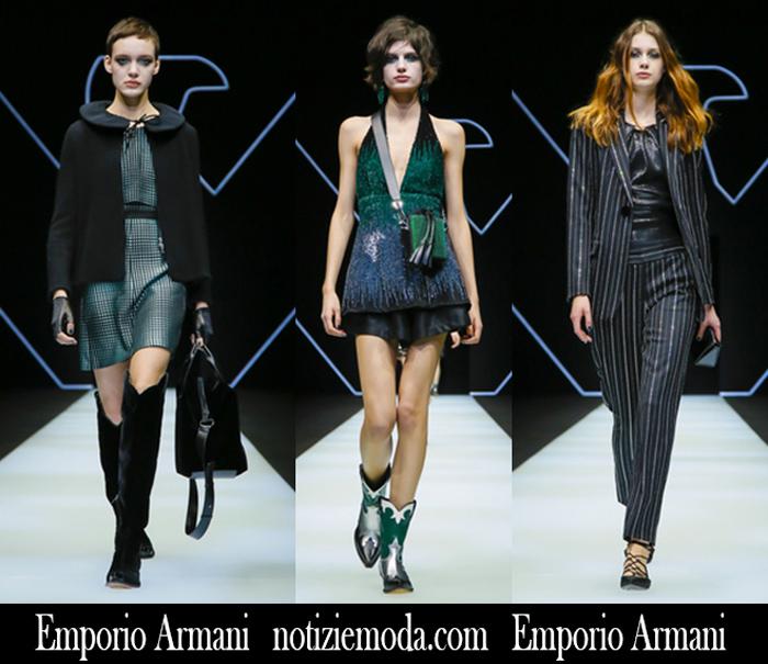 Nuovi Arrivi Emporio Armani 2018 2019 Abbigliamento Donna