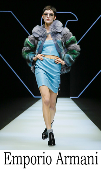 Nuovi Arrivi Emporio Armani 2018 2019 Moda Donna 3