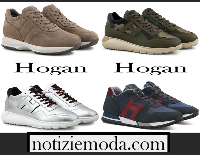 Nuovi Arrivi Hogan 2018 2019 Sneakers Uomo