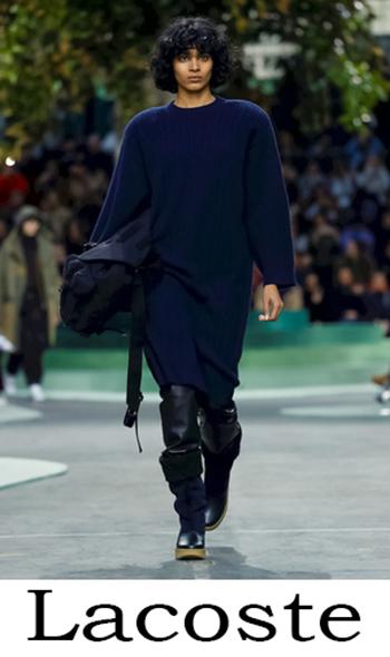 Nuovi Arrivi Lacoste 2018 2019 Moda Donna 2