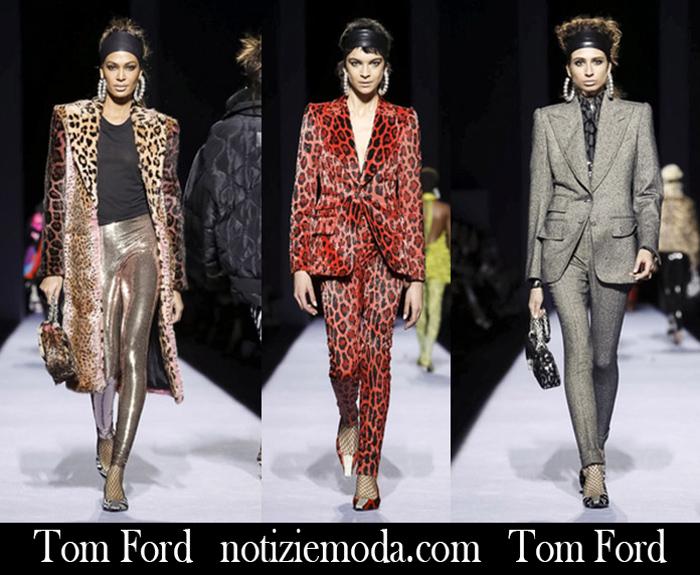 Nuovi Arrivi Tom Ford 2018 2019 Abbigliamento Donna