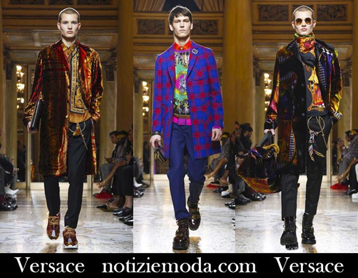 Nuovi Arrivi Versace 2018 2019 Abbigliamento Uomo