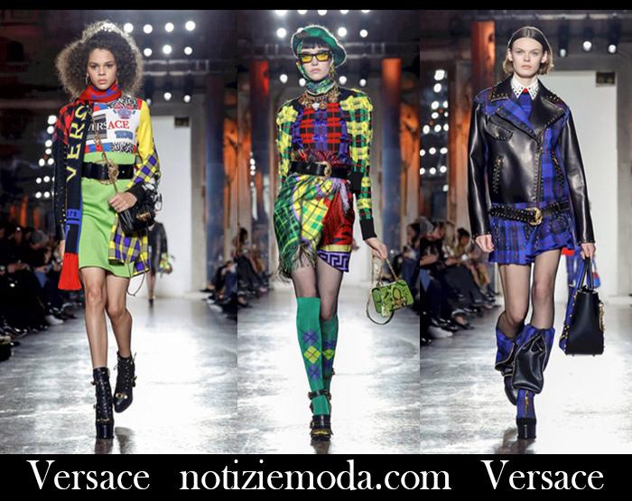 Nuovi Arrivi Versace 2018 2019 Collezione Donna