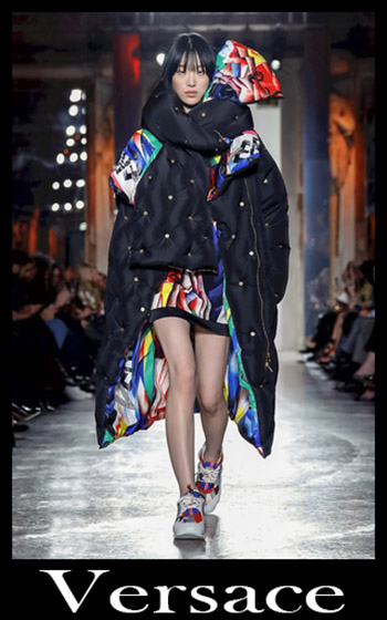 Nuovi Arrivi Versace 2018 2019 Moda Donna 2