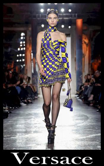 Nuovi Arrivi Versace 2018 2019 Moda Donna 3