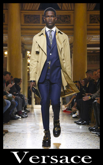 Nuovi Arrivi Versace 2018 2019 Moda Uomo 2