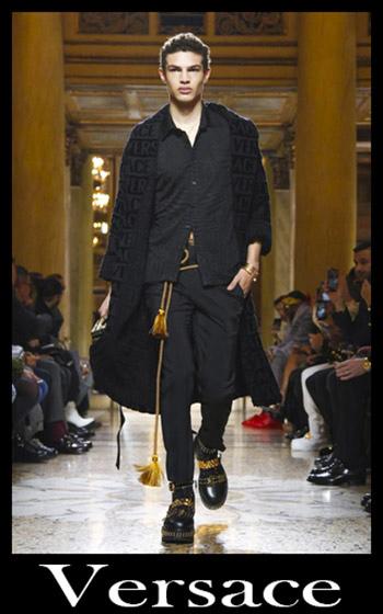 Nuovi Arrivi Versace 2018 2019 Moda Uomo 3