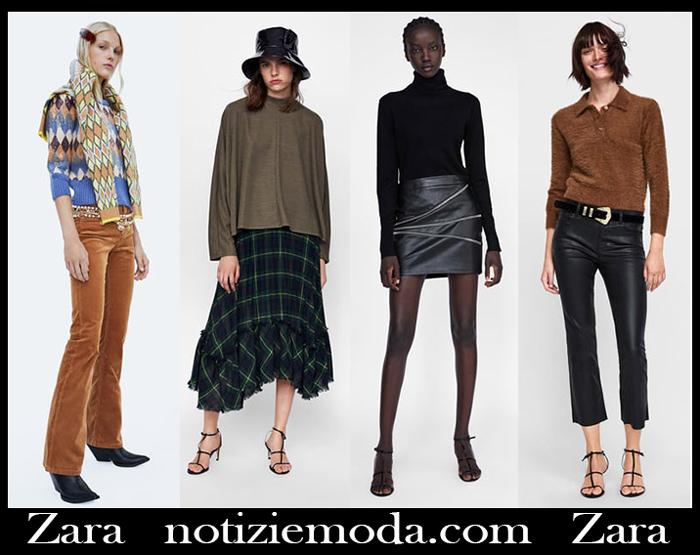 Nuovi Arrivi Zara 2018 2019 Collezione Donna