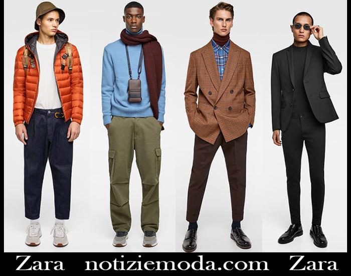 Nuovi Arrivi Zara 2018 2019 Collezione Uomo