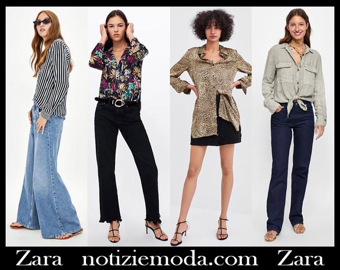 Nuovi Arrivi Zara Collezione 2018 2019 Camicie Donna