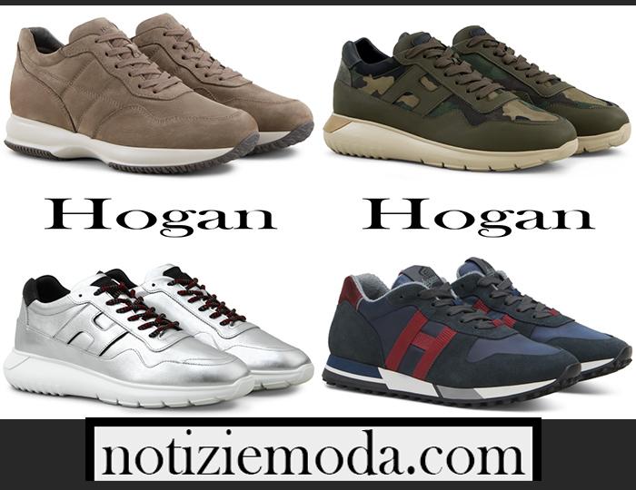 Sneakers Hogan autunno inverno 2018 2019 uomo nuovi arrivi