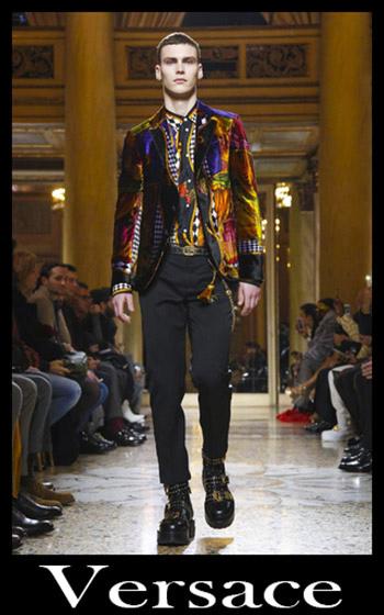 Versace Autunno Inverno 2018 2019 Uomo 1