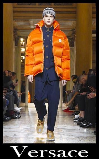 Versace Autunno Inverno 2018 2019 Uomo 2