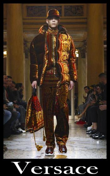 Versace Autunno Inverno 2018 2019 Uomo 3