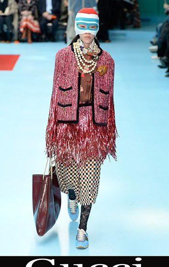Gucci Autunno Inverno 2018 2019 Donna 1