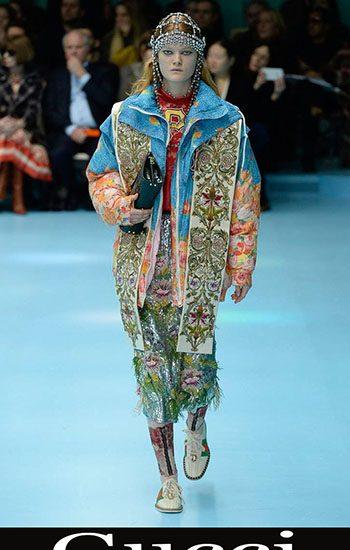 Gucci Autunno Inverno 2018 2019 Donna 9