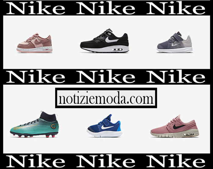 Nike 2018 2019 Sneakers Bambina E Ragazza