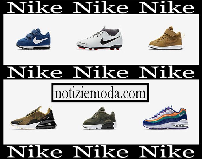 Nike 2018 2019 Sneakers Bambino E Ragazzo