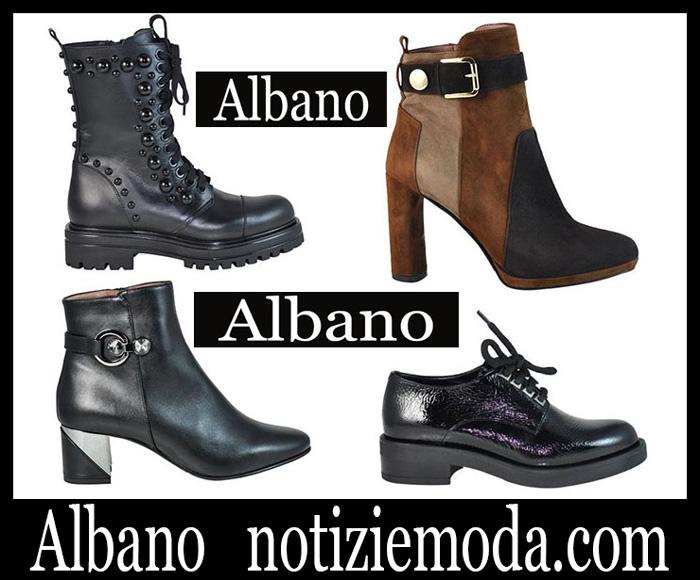 Nuovi Arrivi Albano Calzature 2018 2019 Scarpe Donna
