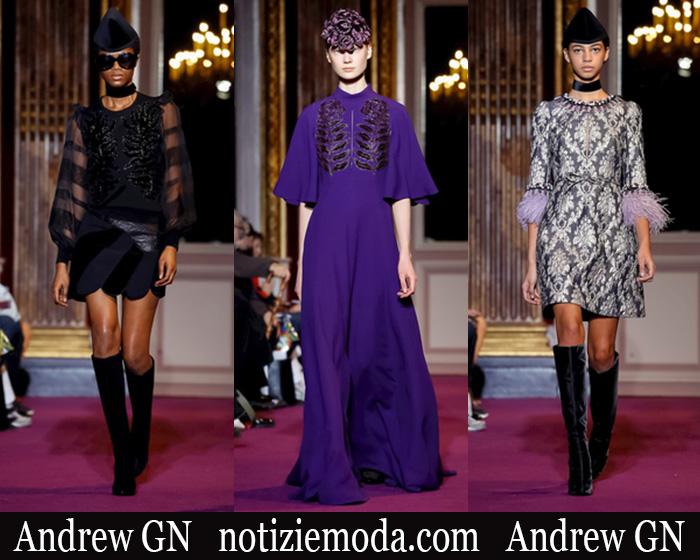 Nuovi Arrivi Andrew GN 2018 2019 Collezione Donna