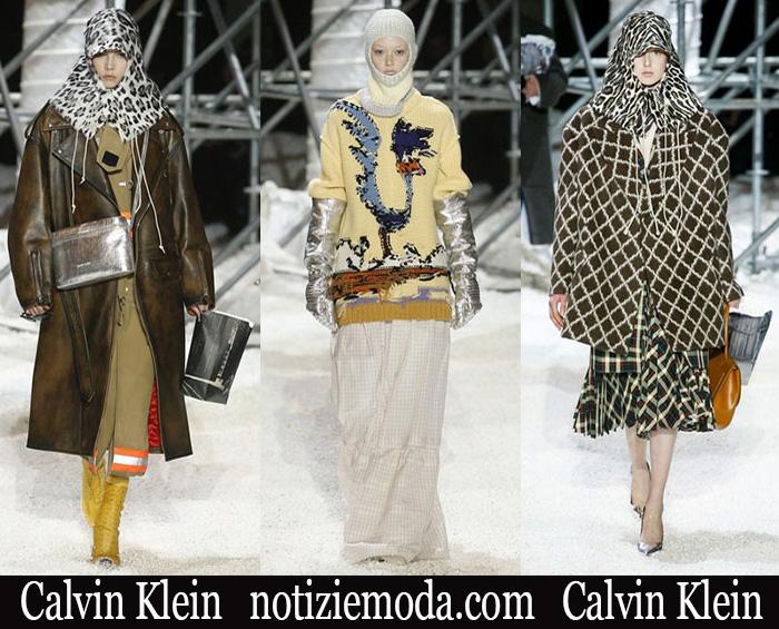 Nuovi Arrivi Calvin Klein 2018 2019 Collezione Donna