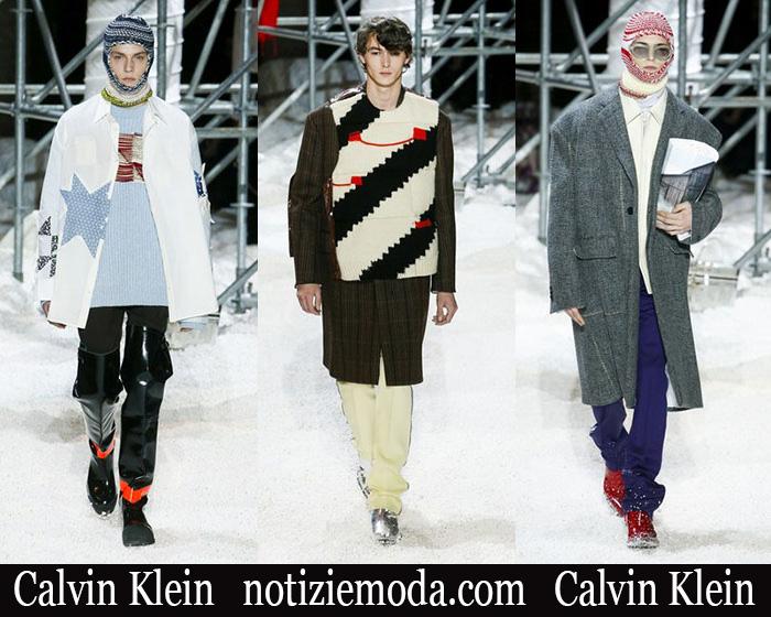 Nuovi Arrivi Calvin Klein 2018 2019 Collezione Uomo