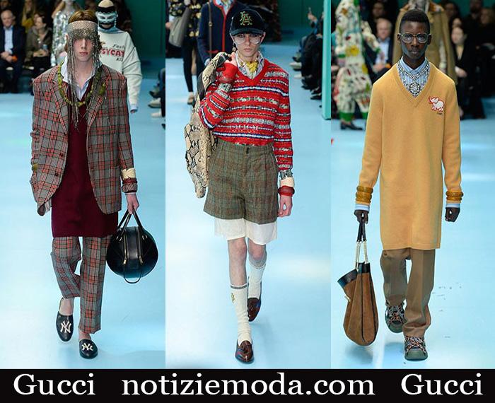Nuovi Arrivi Gucci 2018 2019 Collezione Uomo