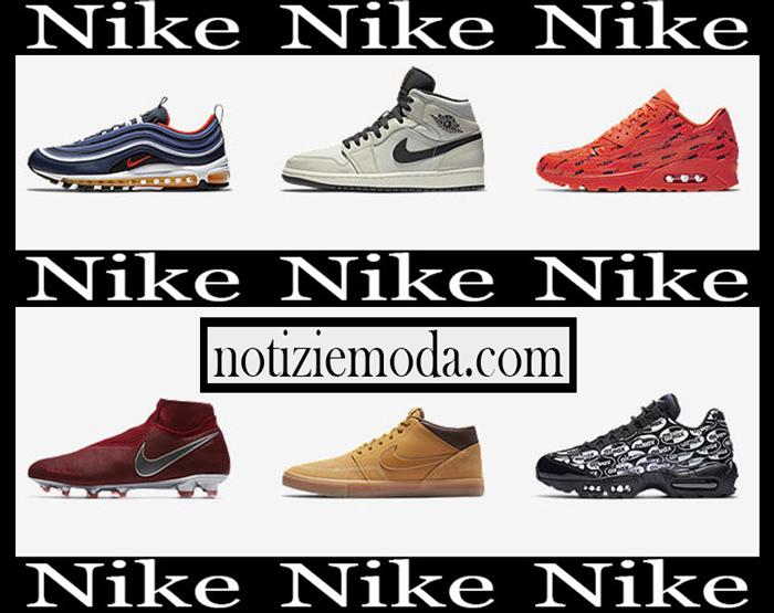 Nuovi Arrivi Nike 2018 2019 Sneakers Uomo