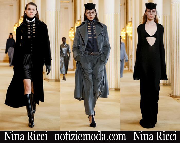 Nuovi Arrivi Nina Ricci 2018 2019 Collezione Donna