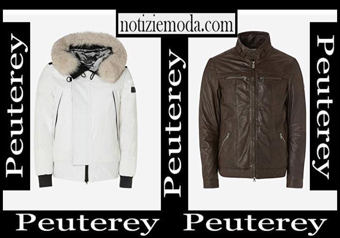 premium selection e0723 055fb Piumini Peuterey autunno inverno 2018 2019 uomo nuovi arrivi
