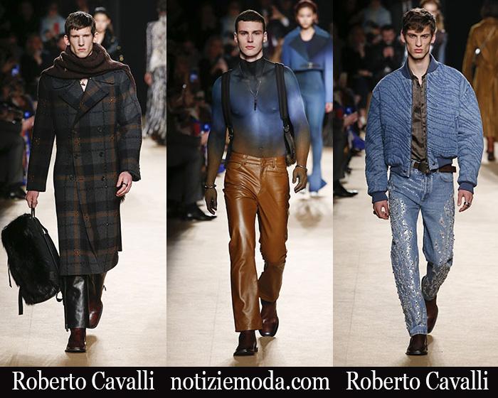 Nuovi Arrivi Roberto Cavalli 2018 2019 Collezione Uomo