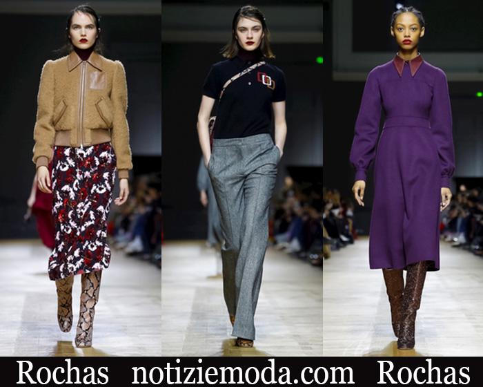 Nuovi Arrivi Rochas 2018 2019 Collezione Donna