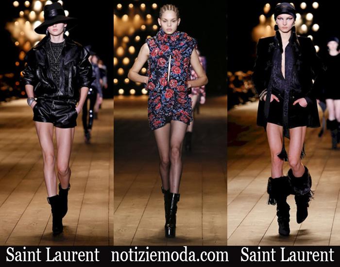 Nuovi Arrivi Saint Laurent 2018 2019 Collezione Donna
