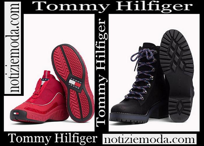 Nuovi Arrivi Tommy Hilfiger Calzature 2018 2019 Scarpe Donna