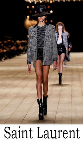 Saint Laurent Autunno Inverno 2018 2019 Donna 12
