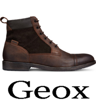 Scarpe Geox Autunno Inverno 2018 2019 Uomo Look 37
