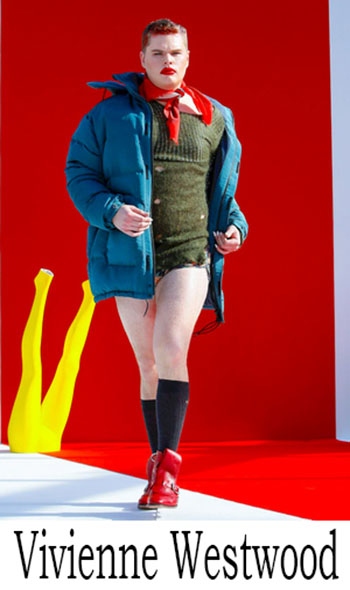 Vivienne Westwood Autunno Inverno 2018 2019 Look 14
