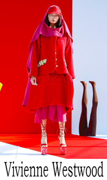 Vivienne Westwood Autunno Inverno 2018 2019 Look 3