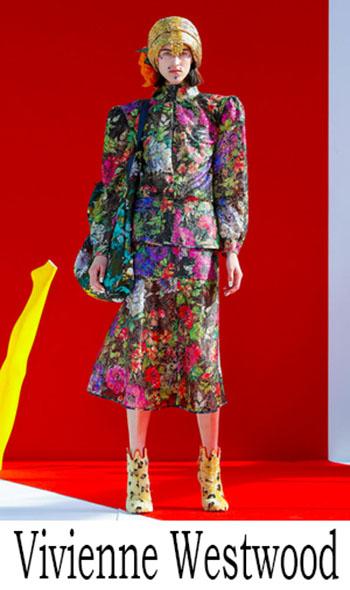 Vivienne Westwood Autunno Inverno 2018 2019 Look 8
