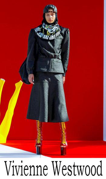 Vivienne Westwood Autunno Inverno 2018 2019 Look 9