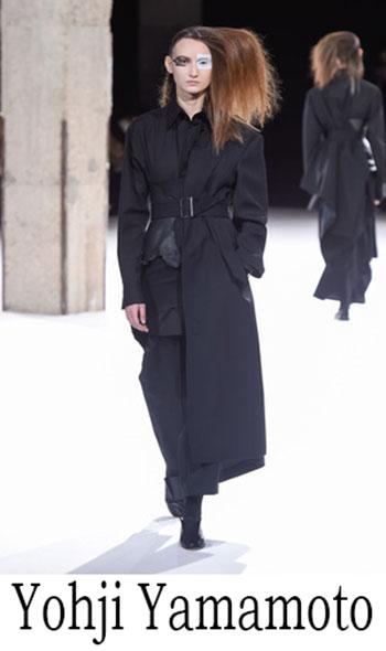 Yohji Yamamoto Autunno Inverno 2018 2019 Donna 7